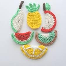 aimant cuisine magnet ananas jaune aimant cuisine frigo au crochet original faits