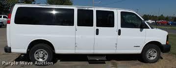 2006 chevrolet express 3500 van item k3466 sold novembe