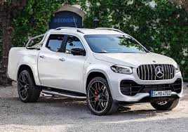 mercedes jeep truck bmw pickup truck ute rendered worthy mercedes x class rival