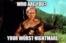 Carol Twd Meme - rambo carol the walking dead memes season 5 premiere