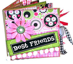 best scrapbook albums scrapbooking ideas for best friends with best moments