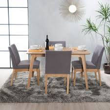 langley street tunis 5 piece dining set u0026 reviews wayfair