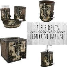 Fleur De Lis Bathroom Decor by Fleur De Lis Bathroom Accessories Thedancingparent Com