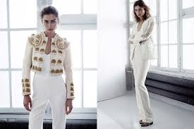 tailleur mariage robe de mariée modèle tailleur pantalon misseve