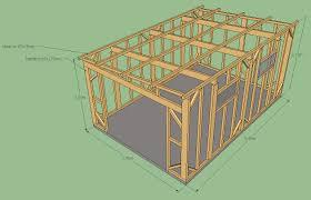 Plan De Maison Antillaise Plan Pour Construire Une Maisonnette En Bois Plan Du0027une