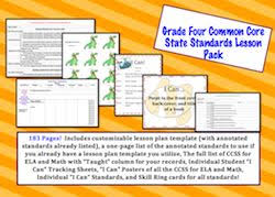 216 best common core 4th grade images on pinterest