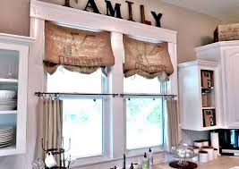 kitchen curtains what a difference kitchen curtains make modernize