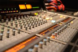 Recording Studio Mixing Desk by Luca Pretolesi Interview With An Edm Mixing Engineer