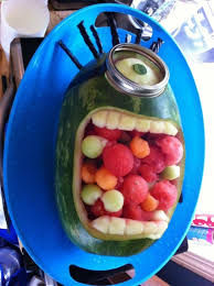 decoration de bateau plus de 30 idées de décoration de table à partir de melon d u0027eau