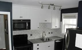 home depot white kitchen cabinets charming white subway tile backsplash dark grout black home depot