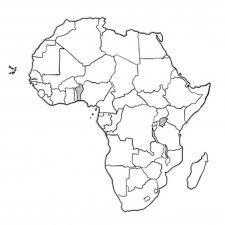 africa map africa vectors photos and psd files free