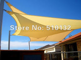 Triangle Awnings Canopies 3x3m New Outdoor Sun Shade Sail Triangle Canopy Patio Garden Shade