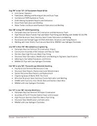 resume format exles for steel fabrication metal fabricator resume