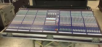 midas console midas verona 480 mixing console with touring console for