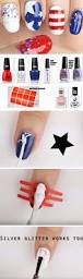 vibrant dancing stripes nail art design tutorial 136 best nails images on pinterest make up pretty nails and