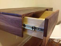 Floating Desk Diy Walnut Floating Desk Image 1329931488 Jpg Home Desk Pinterest