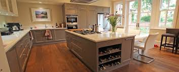 Wooden Country Kitchen - wood kitchens from lwk kitchens