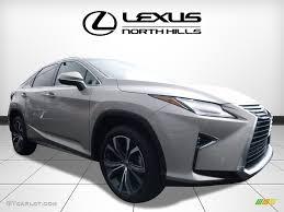 metallic lexus 2017 satin cashmere metallic lexus rx 350 awd 119988981
