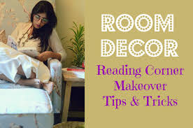 room decor india reading corner makeover with urban ladder youtube