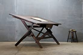 Antique Drafting Tables For Sale Usa C 1910s Industrial Vintage Stack Engineers Cantilever