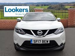 nissan qashqai led lights nissan qashqai dci tekna white 2017 06 30 in motherwell north