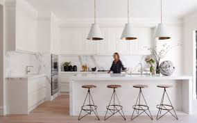 Backsplashes For White Kitchens 30 Modern White Kitchens That Exemplify Refinement