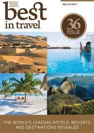 best in travel magazine