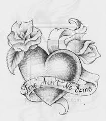 heart tattoo tattoos with meaning