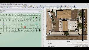 visio floor plan scale visio plot plan training lesson 1 youtube