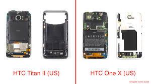 htc one x teardown reveals an internal design that isn u0027t diy