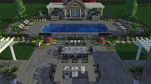 brookville long island ny landscape design project dwe ltd