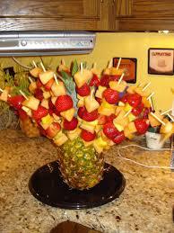 graduation fruit arrangements partners in crime s graduation party