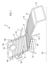 patent us7963592 lawn chair google patents