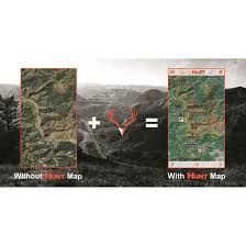 Montana Hunting Maps by Onxmaps Hunt Premium State Specific Gps Chip 699910 Gps Systems