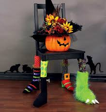 halloween floral decorations halloween decorations pattern chair socks pattern witch feet