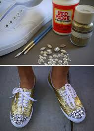 Decorate Shoes Best 25 Bedazzled Shoes Ideas On Pinterest Bling Shoes