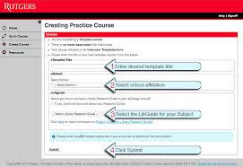 template request rutgers university center for online u0026 hybrid