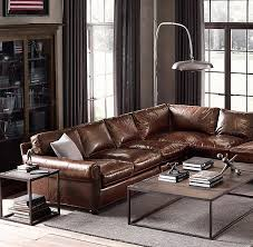 restoration hardware maxwell leather sofa wonderful lancaster leather sofa couch dilemma lancaster or maxwell