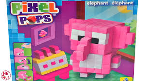 pixel pops animal crafts elephant craft diy crafts for kids