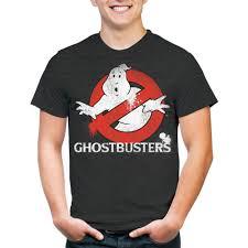 Personalized Halloween Shirts Ghostbuster Men U0027s Classic Logo Short Sleeve T Shirt Walmart Com