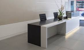 Reception Desk Black Reception Counters Top Search Furniture Design