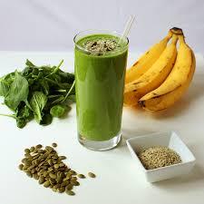 green protein power breakfast smoothie i love vegan