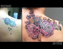 sun and moon cover up by megan jean morris tattoonow