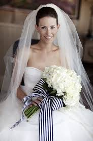 navy and white striped ribbon 174 best stripes wedding images on striped wedding