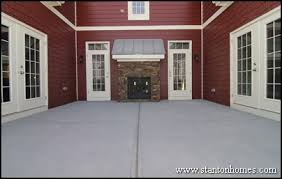 house plans with outdoor living top eight outdoor living floor plans outdoor living ideas