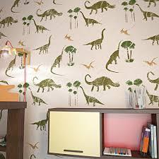 dinosaurs stencil kids room stencil pattern kids room stencil