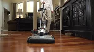 Picture Of Floor Buffer by How To Clean Hard Floors With The Kirby Avalir On Vimeo
