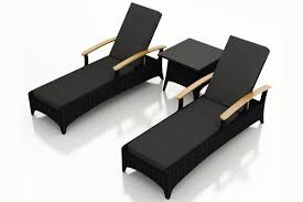 Reclining Chaise Lounge 3 Pc Arbor Reclining Chaise Lounge Set