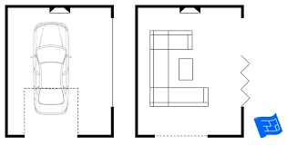 symbol for door on floor plan garage floor plan double duty jpg
