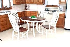 round oak kitchen table luxury round wood kitchen table 25 solid pedestal dining with bench